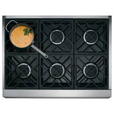 Ge Monogram Kitchen Appliances Zgp366nrssge Monogram 36 Professional Ng Gas Range Stainless