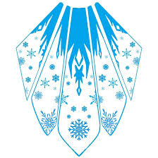 Frozen Snowflake Template Afaea Cool Snowflake Template Frozen