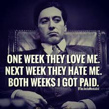 Godfather Quotes Amazing The Godfather Quotes Hustle Gang Pinterest Godfather Quotes
