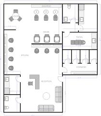 Free Salon Floor Plans  Barber Shop  Pinterest  Salons Change Floor Plans For Salons