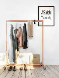 top heavy duty garment rack