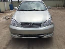 Super Clean Toyota Corolla Sport Edition 2004 Model For Just N1 ...