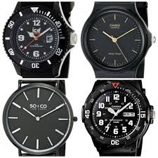 top 10 recommended armani watches best selling most popular 15 best cheap black watches under £50 for men