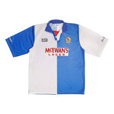 The official twitter account of blackburn rovers football club. 1994 95 Blackburn Rovers Home Shirt Xl Excellent Football Shirt Collective