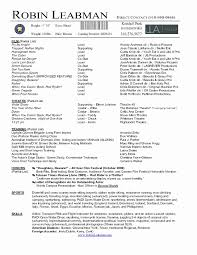 Resume Format For Word Lovely Resume Format Download In Ms Word