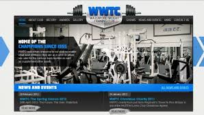 gym website design website design in ireland