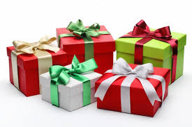 Image result for wrapped presents