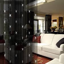 living room divider. using curtains as room dividers | curtain divider living n