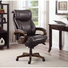big office desk. la z boy tafford vino bonded leather executive office chair 45782 with regard to big and desk