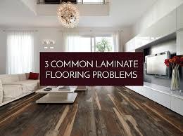 laminate floor problems