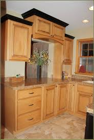 Crown Moulding Cabinets Kitchen Cabinet Crown Molding To Ceiling Home Design Ideas Miserv