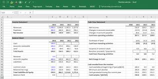 Modeling The Revolving Credit Line In Excel With Free
