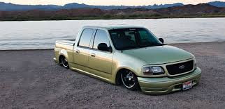 2001 Ford F-150 Super Crew - Spanish Fly Photo & Image Gallery