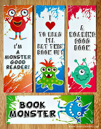 Free winter bookmarks coloring page + a wintery printable blog hop with some of my bloggy friends! Printable Bookmark Coloring Pages For Kids Oh My Creative