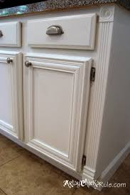 kitchen cabinets painted in annie sloan chalk paint