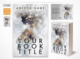6x9 inch 300dpi full paperback print cover used for print on demand books 3d book mock up image used for promotion