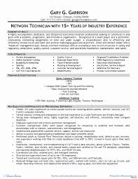 Resume Sample For Call Center Job With No Experience Cable Installer