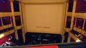 Theatre Royal Newcastle Seating Chart Theatre Royal Glasgow Upper Circle View From Seat Best