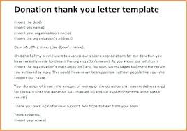Donation Thank You Letter Templates Thanksgiving Letter For Donation Template Thank You Receipt Free