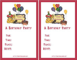 online free birthday invitations birthday invitation maker birthday party invitations