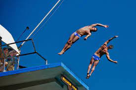Diving at the 2020 summer olympics. Germany France Add Olympic Quota Dive Spots In Final Qualifying Event