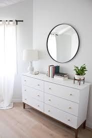 Modern Bedroom Dressers 17 Best Ideas About Ikea Dresser On Pinterest Ikea Bedroom