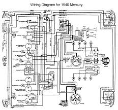 flathead electrical wiring diagrams wiring for 1940 mercury