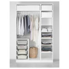 Successful Closet Systems Ikea Wardrobes Without Doors PAX System