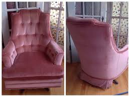 swivel and rocking chairs. Updating An 80s Swivel Rocker And Rocking Chairs D