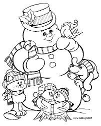 Christmas is a season of green, red and gold colors! Pin On Winter And Christmas Coloring Pictures