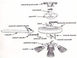ceiling fan wiring diagram red wire hunter original hampton bay fans schematic light kit