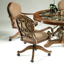 rolling dining chairs this picture here padded rolling dining chairs rolling dining chairs architecture