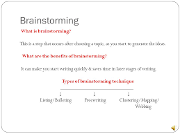 by nesreen fakhr planning writing a well structured essay   ↓ brainstorming outlining