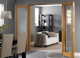 bi fold doors interior