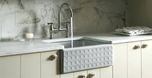 fireclay farmhouse sink. Fireclay Sink Pros And Cons Kitchen Material Design Remodel Beach Farmhouse