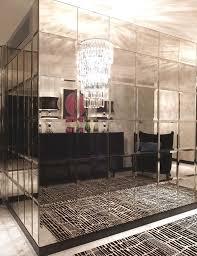 elegant mirror wall within best walls ideas on design