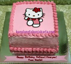 0888 242 7878 Berapa Harga Kue Ulang Tahun Hello Kitty Toko Kue