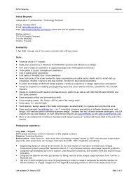 update my resume free