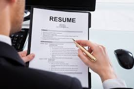 Edit Resume 5 Tips To Edit Your Resume Like An Expert Resume Cover Letters