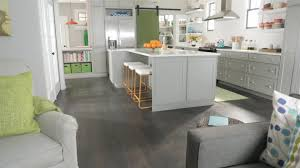 White Kitchen White Floor White Kitchen Design Ideas