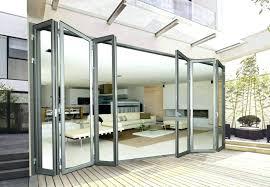 retractable glass door stacked panels option folding glass doors folding glass doors retractable glass door sliding patio retractable door screen 2 folding