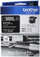 <b>Brother LC</b>-<b>569XLBK</b> – купить <b>картридж</b>, сравнение цен интернет ...