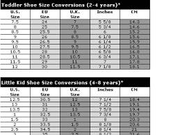 Stride Rite Kids Shoes Size Chart 30 Studious Stride Rite Socks Size Chart