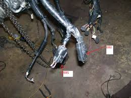 how to wire a soarer harness ( 1jz ) into a ma71, (89 version) correct 1jzgte wiring harness c1 plug is on the fuse box under it kind of has 6 wires