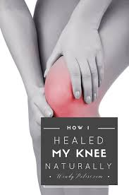 the ligament tear in knee home remedy