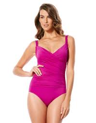 Jantzen Swim Size Chart Jantzen Braid Surplice One Piece Swimco