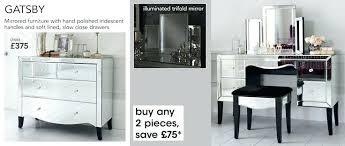 mirrored furniture next. Next Mirrored Furniture Cheap Sets A