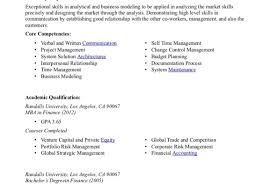 Resume Interests For A Resume Stunning Job Search Resume