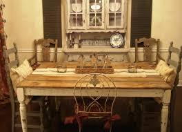 barn wood dining room table
