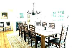 round jute rug under dining table room cowhide size use for 6 area or no choose rug under dining room
